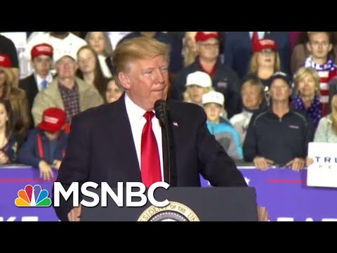 Is President Donald Trump Running The Country Or Producing A Show? | The Last Word | MSNBC