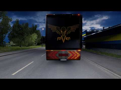 AeroDynamic Trailers v1.0 by AM for ETS2 [1.30.x]