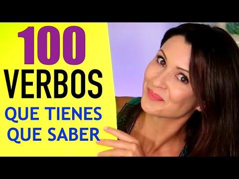 Los 100 Verbos Regulares Más Comunes en Inglés En El Pasado   Aprende inglés con Elisa