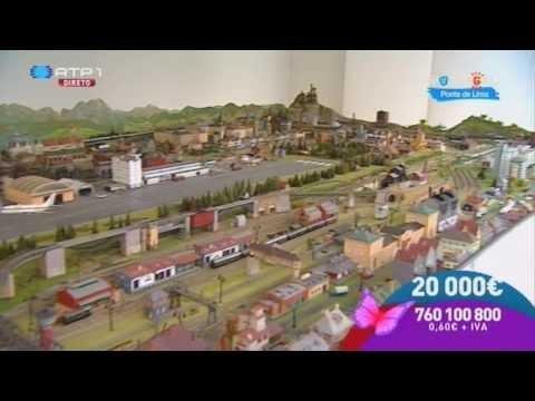 Museu do Brinquedo Português no 'Aqui Portugal' da RTP1