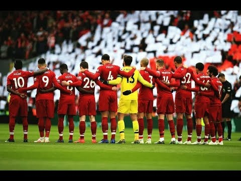 Liverpool FC Tribute |A Season To Remember| Never Give Up YNWA !!