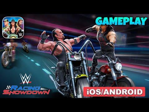 WWE Racing Showdown Gameplay Walkthrough (Android, iOS) - Part 1