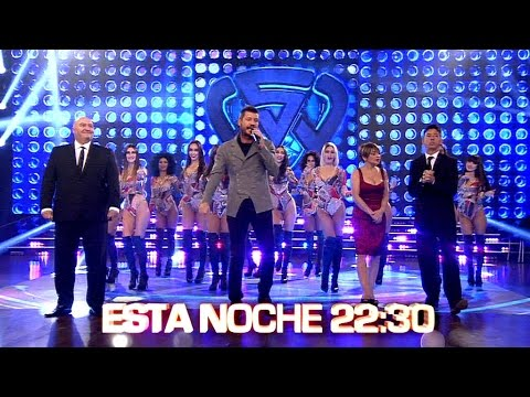 ¡Esta noche a las 22:30 no te pierdas Showmatch al ritmo de Reggaeton! #Showmatch #Bailando2015