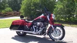 10. 2014 Harley Davidson CVO Road King  - Used Motorcycles for sale