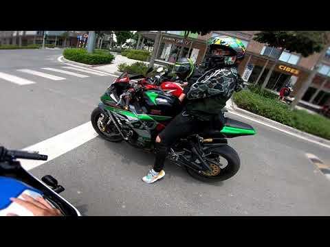 Họp MotorVlogger VietNam - Full Clip chạy xe - Thời lượng: 29:02.