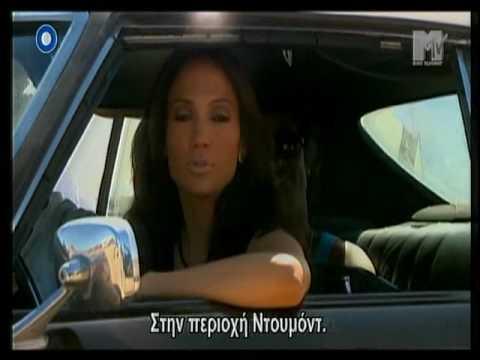 Jennifer Lopez Que Hiciste making of video part 1