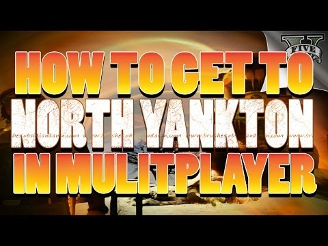 multiplayer - North Yankton is the snowy town from the 1st campaign mission If you enjoy this video be sure and leave a LIKE rating and SUBSCRIBE for more GTA 5 content!! ...