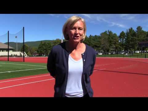 """Margaret Draper '17 - """"I'm a Goalie"""""""