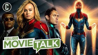 Captain Marvel Tracking for $100 Million Opening Weekend - Movie Talk by Collider