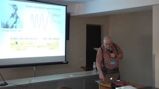 Lecture – Workshop for Masters. Professor Sir Michael Berry, University of Bristol, UK. Part 1
