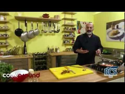 Il cuciniere Luca Pappagallo racconta il libro