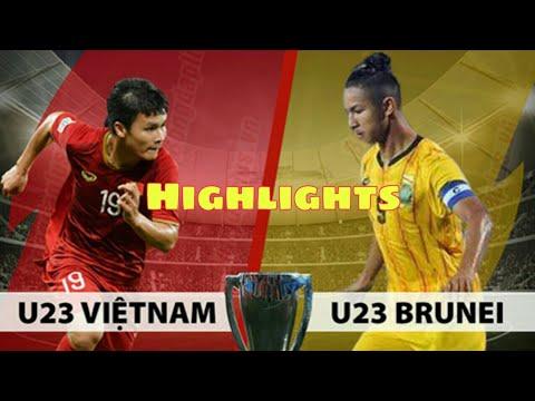 Full Highlights Vietnam vs Brunel 22/3 | Vietnam vùi dập Brunel không thương tiếc - Thời lượng: 10 phút.