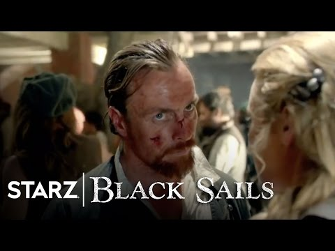 Black Sails Season 1 (Behind the Scene)