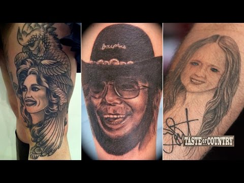 The WORST Country Music Tattoos Ever