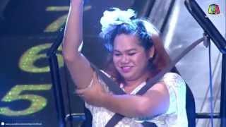 Pitsana Frarab 24 June 2014 - Thai Game Show