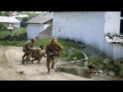 "Карабах - Начало. ""Граница - Необъявленная Война"" (1990). Нагорный Карабах - Азербайджан и Армения"