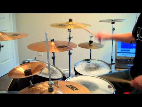 Mr. Highway's Thinking About The End by A Day To Remember Drum Cover 1080p
