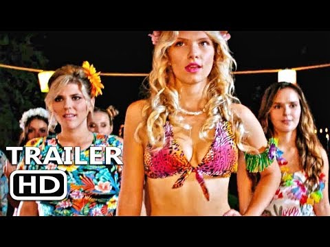HAUNTING ON FRATERNITY ROW - Official Trailer (2018) Jacob Artist, Claudia Lee, Horror Movie HD