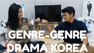 Video Genre-genre Drama Korea (feat @ebibitititeliti) MP3, 3GP, MP4, WEBM, AVI, FLV Maret 2018