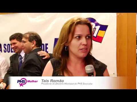 PHS Mulher lança a Agenda das Mulheres Brasileiras em Goiás