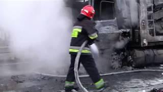 У зіткненні автовозів на трасі Київ-Чоп загинула людина