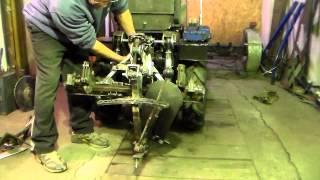 Навесное оборудование. Минитрактор 4х4