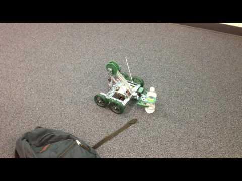 RC Mobile Robotic Arm