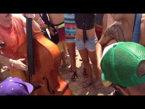 Whiskey Shivers at Float Fest 2014 San Marcos, TX
