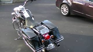 5. 2005 Harley Davidson Road King Classic.