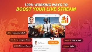 Tips on How to Boost Your Live Stream Using DU Recorder!
