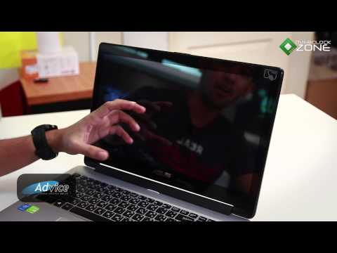 OverclockZone TV EP.592 : ASUS Transformer Book Flip TP550LD (HD)