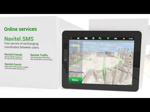 Video of Navitel Navigator