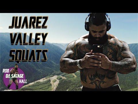 Rob Da Savage | Juarez Valley Squats