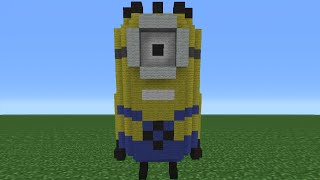Minecraft Tutorial: How To Make A Minion