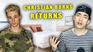 Ya boi Christian Burns returns with fire. Subscribe and join the Toast Army! https://goo.gl/4LXpXV↓My Social Media↓NEW MERCH! - https://shop.crowdmade.com/collections/terrytvFollow my live stream! - https://www.twitch.tv/terrytwitchtv► Twitter - https://twitter.com/terrysongtv► Instagram - https://instagram.com/terrysongtv► Snapchat: @terrysongtvSources:Live stream video: https://www.youtube.com/watch?v=_-y7NeTq3NA&ab_channel=ItsBenDramaAlert: https://www.youtube.com/user/NewDramaAlert?&ab_channel=DramaAlertKeemstar: https://twitter.com/KEEMSTAR?ref_src=twsrc%5Egoogle%7Ctwcamp%5Eserp%7Ctwgr%5EauthorMusic by bensound.comThanks for watching ✌--------------------------------------------------