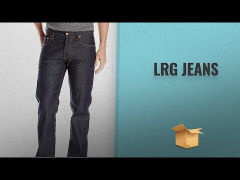 10 Mejores Lrg 2018: LRG Men's Research Collection True Straight Fit Jean