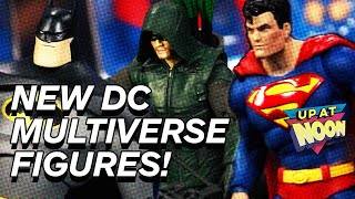 Unboxing DC Multiverse Action Figures From McFarlane Toys! - Up At Noon by IGN