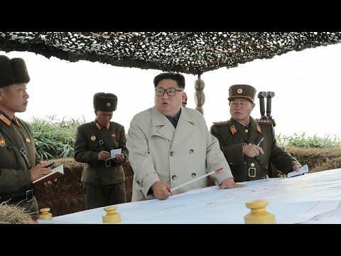 Βόρεια Κορέα: Προχώρησε σε νέα «κρίσιμη» δοκιμή στη βάση του Σοχάι…