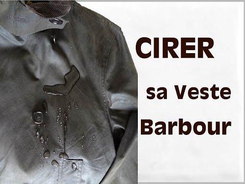 Veste Barbour International Jeffries