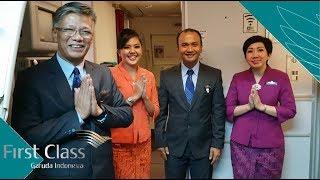 Video #40 Garuda Indonesia Domestic First Class to Denpasar Bali MP3, 3GP, MP4, WEBM, AVI, FLV Desember 2018
