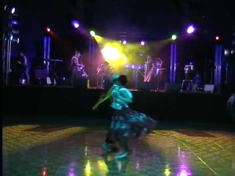 Joropo music, Salsa dance style