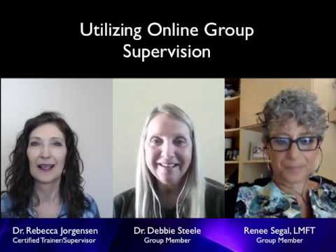 About Online Group Supervision