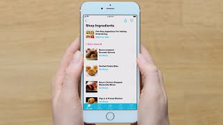 Here's How To Shop Multiple Recipes Using The Tasty App! • Tasty by Tasty