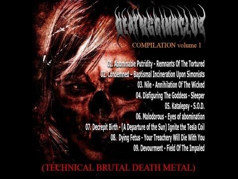 Death, bulgarian, fans, free, compilation, 2015, abaddon, abductor, aeonless, bmes, abm, blaast, bolg