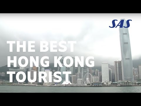 A Glimpse at Hong Kong – connected to the whole world
