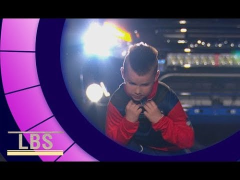 Meet Phoenix, the Mini Strong Man that Pulls Cars | Little Big Shots Aus Season 2 Episode 6