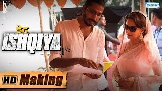 Dedh Ishqiya | Making Of The Movie | Madhuri - Huma Qureshi - Naseeruddin Shah - Arshad Warsi