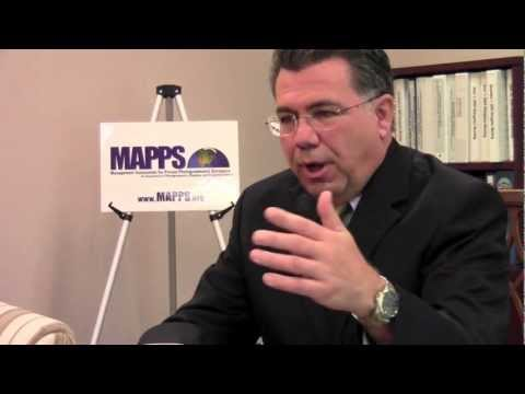 PSM Interview with MAPPS' John Palatiello part 1