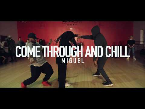 Miguel - Come Through And Chill | Choreography By Tatiana Parker