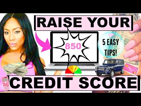 The 7 Ways to Raise Your Credit Score